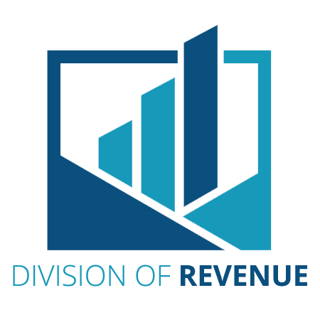 Image of the Division of Revenue logo